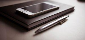 Phone & Pen