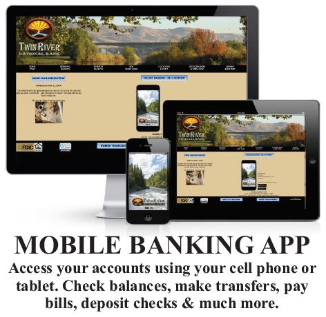 Twin River Bank Online Banking
