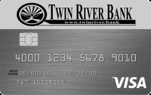 Twin River Bank card
